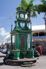Circus-clock-St.Kitts_ Circus Clock, St. Kitts